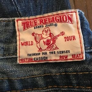 Womens True Religion Cassidy Jeans